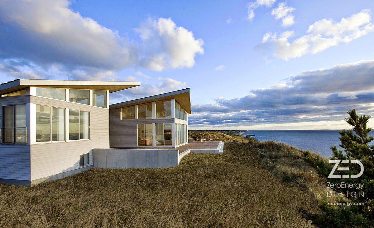 landscape and beach home phanorama