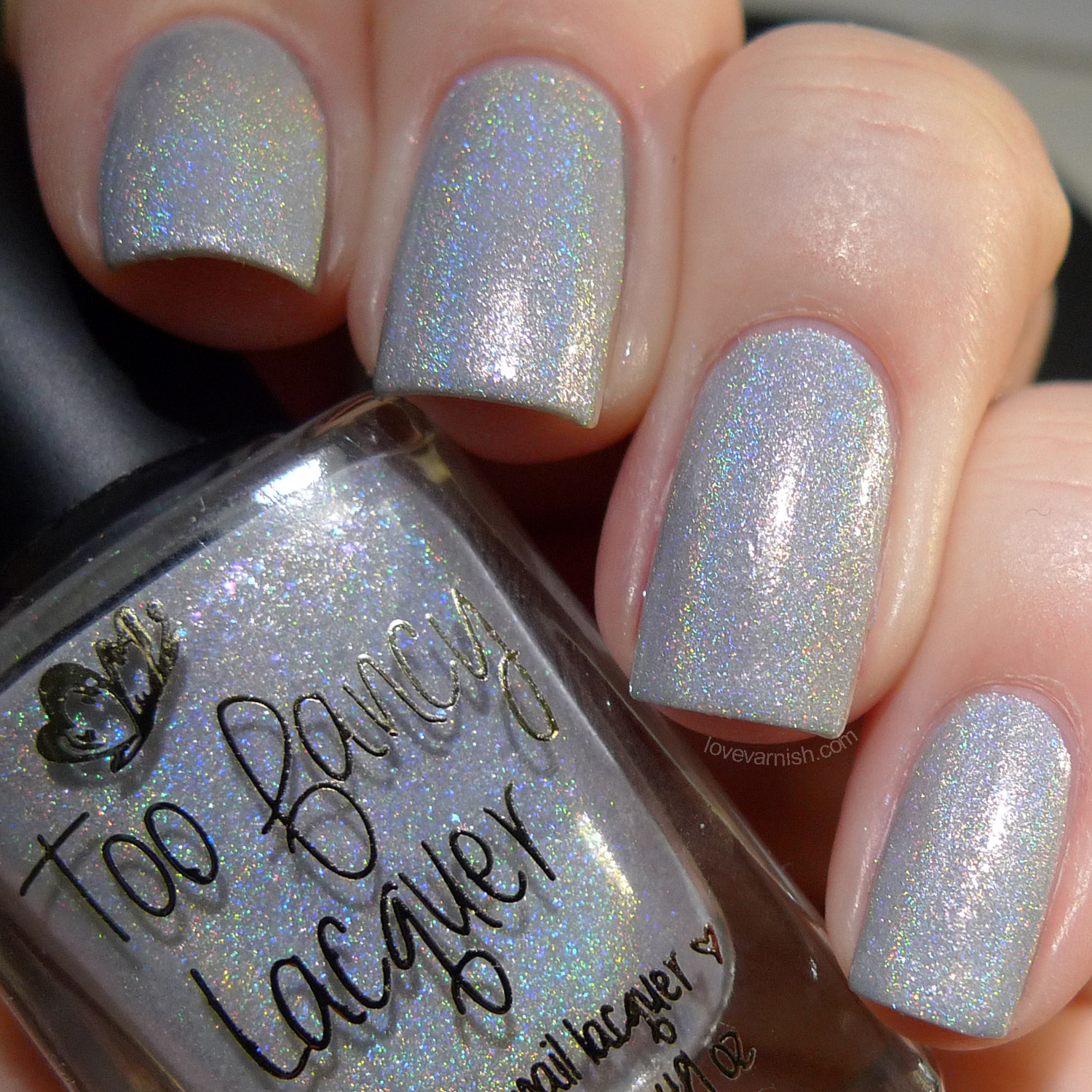 Too Fancy Lacquer Pixie Whispers
