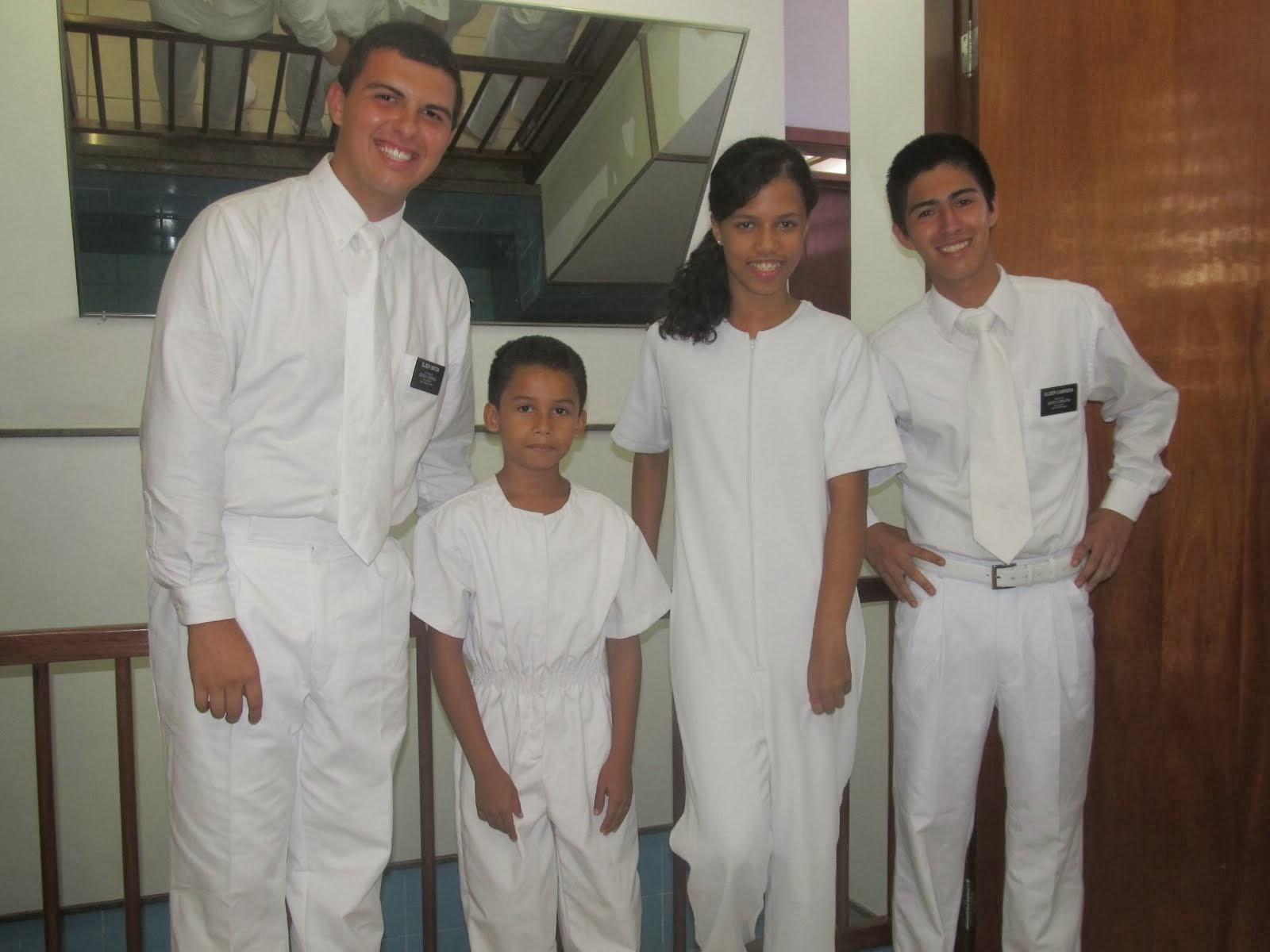 BAPTISM -- Oct. 6, 2013