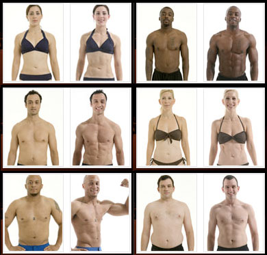 Real Change Fitness: 60 Day Insanity Challenge