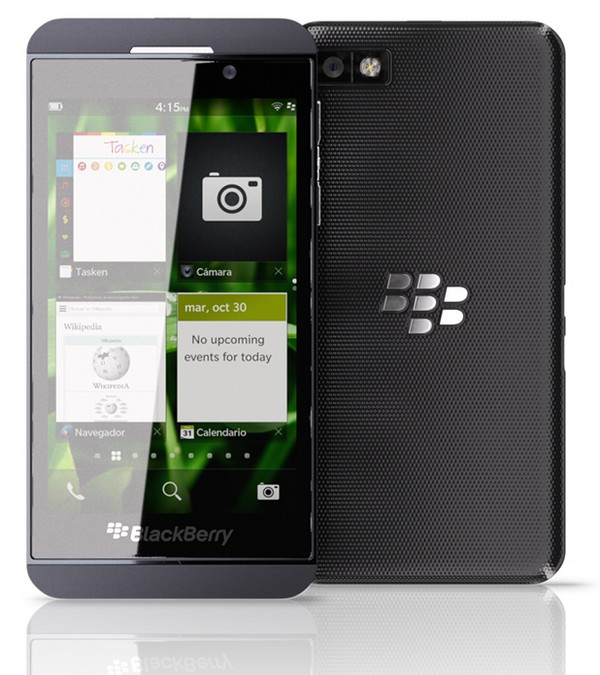 BlackBerry Z10 Full Phone Specifications, Review & Price