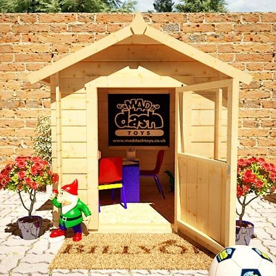 Mad Dash Child's Log Cabin Playhouse, Image