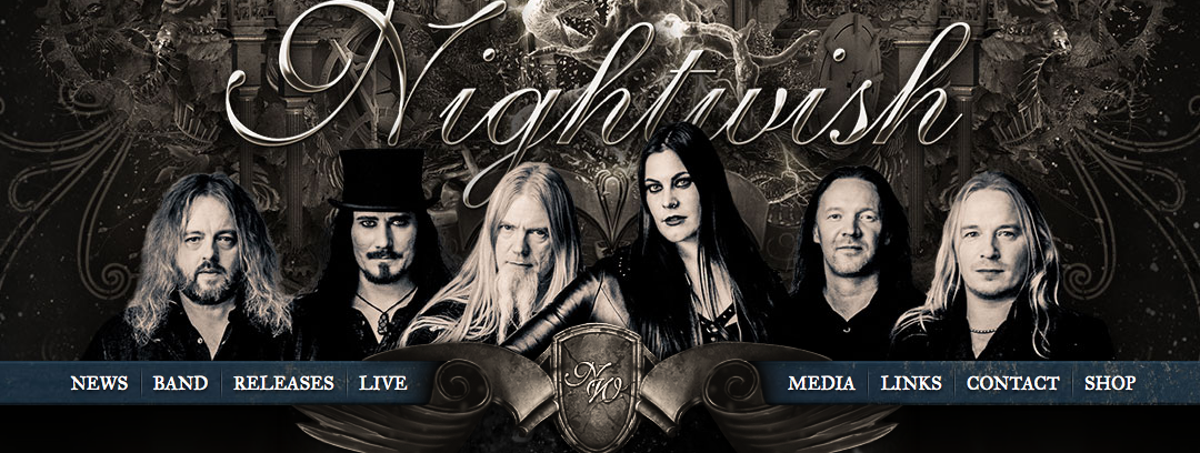 http://nightwish.com/en