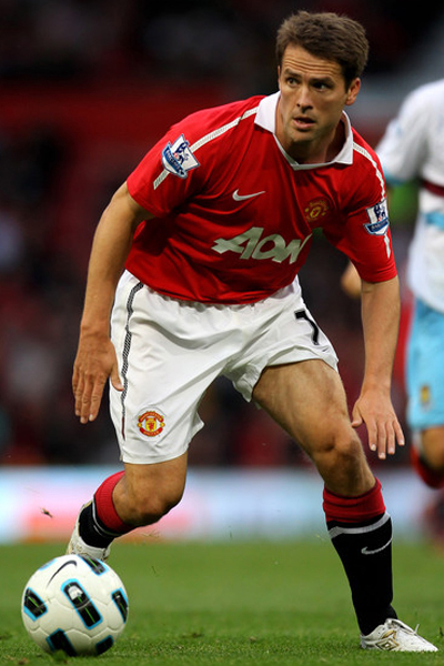 Michael Owen Manchester United 2011