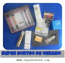 """Sorteo en el blog """"La Pinturera"""""""