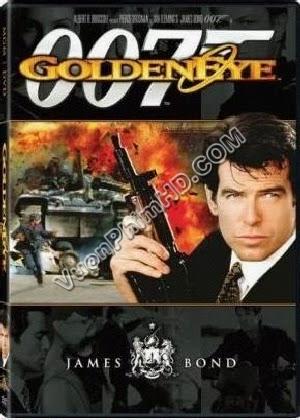 Phim Điệp Viên 007 : Mắt Vàng - Goldeneye