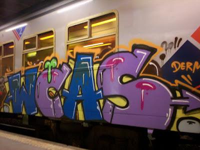 graffiti WCAS DERM