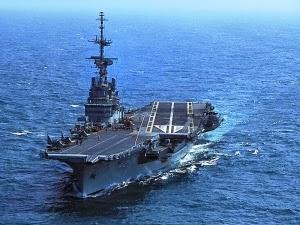 Niat Habisi ISIS, Perancis Kirim Kapal Induk ke Teluk