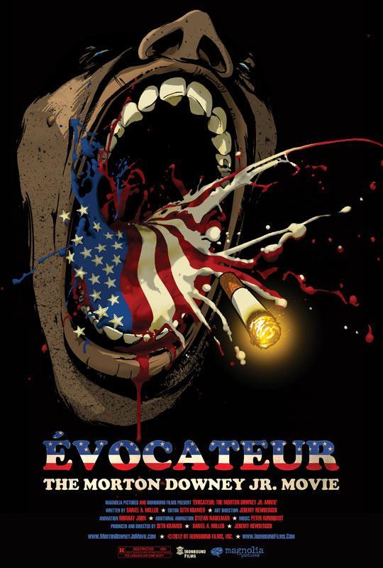 Ver Evocateur: The Morton Downey Jr Movie Online