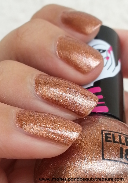 Elle 18 Nail Pops Shade '05' Review & NOTD