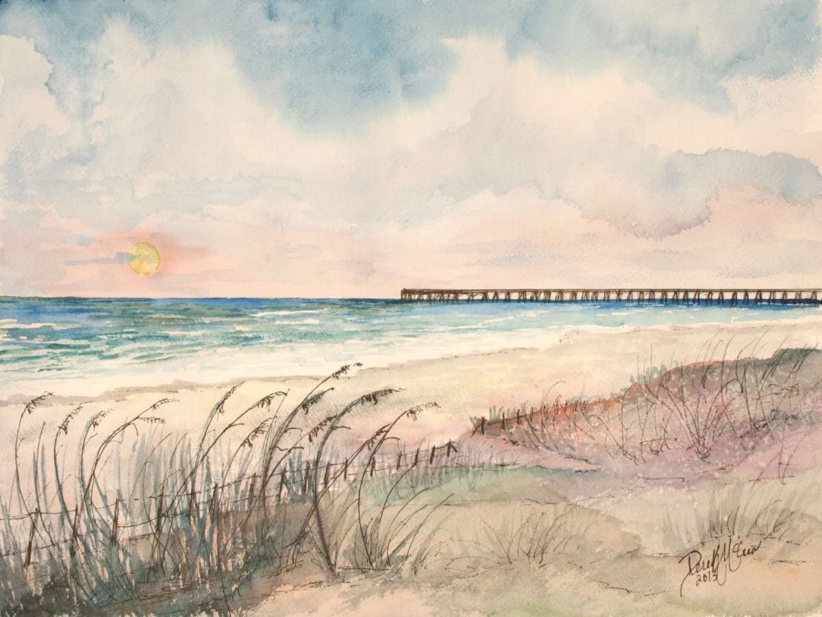 Daily painters marketplace 9 new articles for Panama city fishing pier