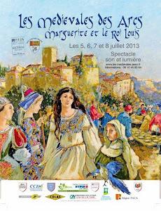Les Médiévales des Arcs sur Argens 2013