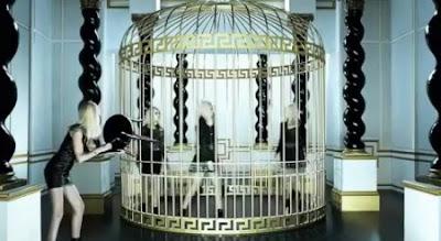Donatella Versace Control Mental