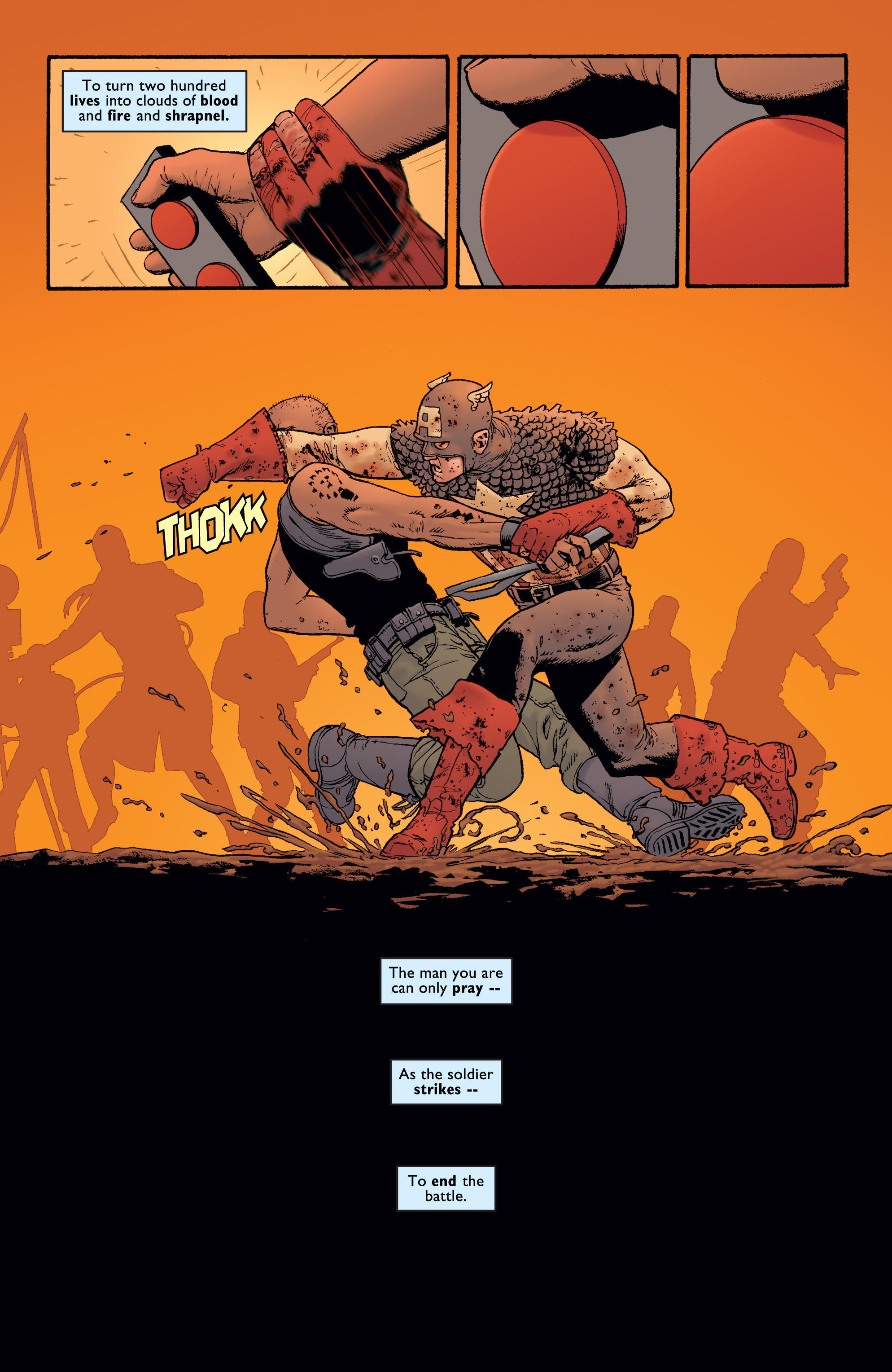 Captain America (2002) Issue #3 #4 - English 19
