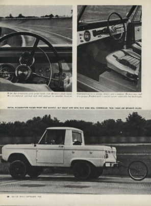 66ford bronco test 5 classic broncos october 2015