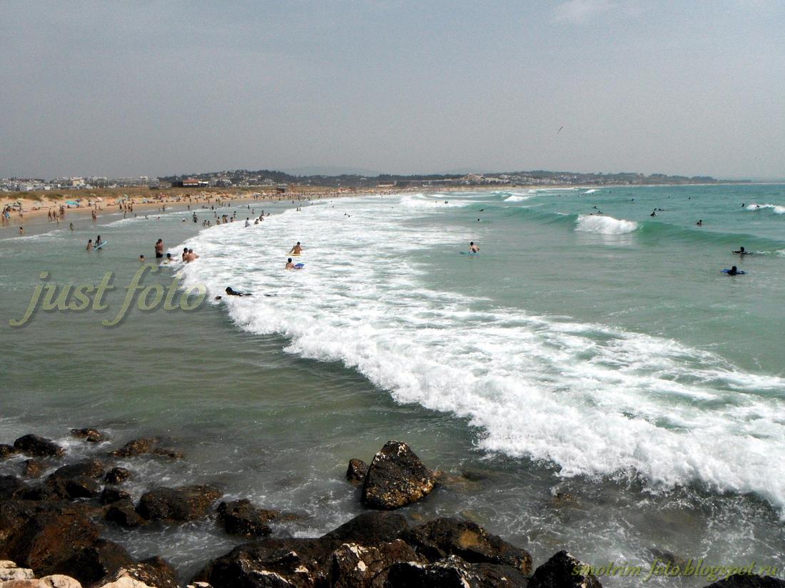 Лагуш, пляж Meia Praia фото