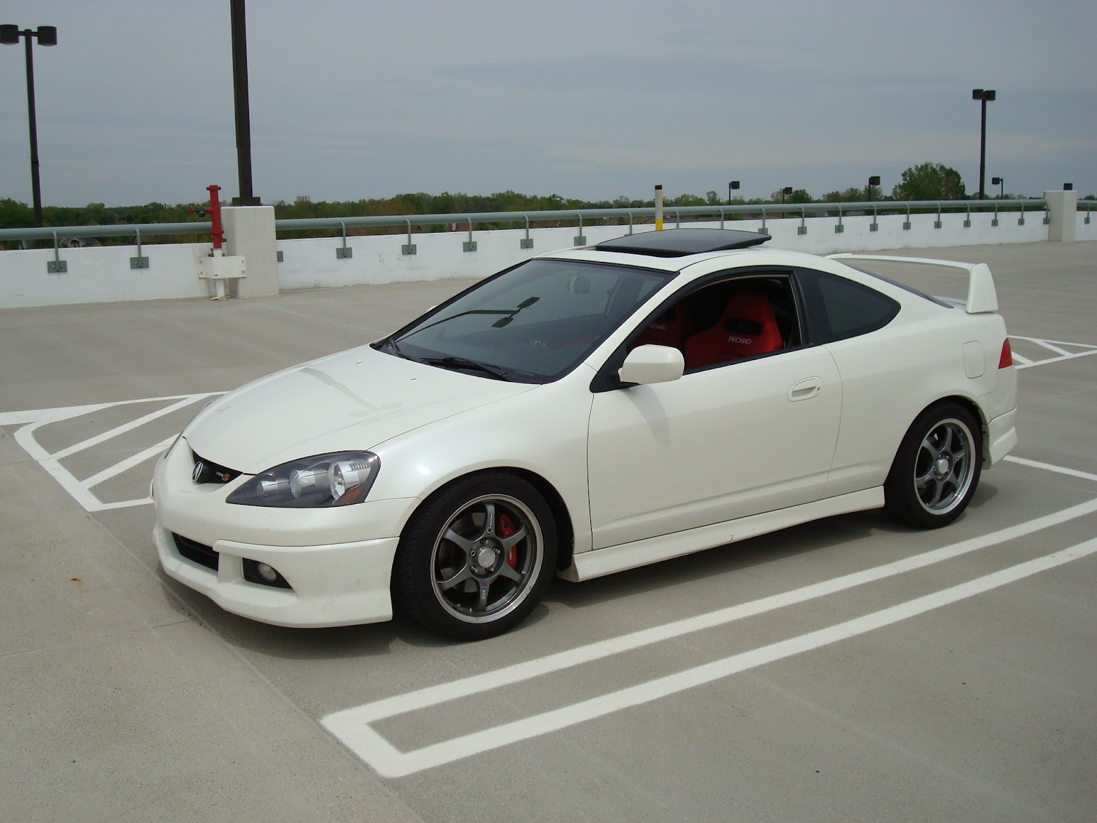 Acura RSX Type-S / Honda Integra DC5: JDM Recaro DC5 and ...