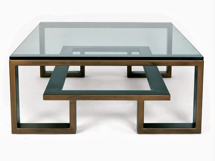 David Dangerous High End Coffee Table