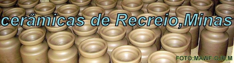 Cerâmicas de Recreio,Minas