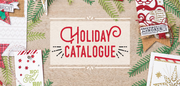CHRISTMAS CATALOGUE IS HERE!!