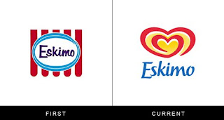 eskimo logo evolution