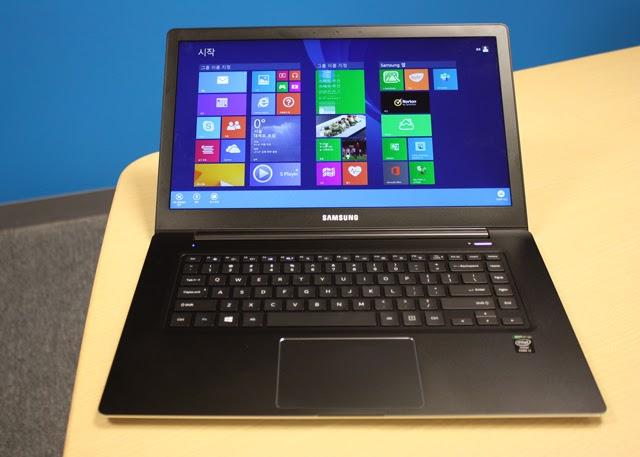 Samsung Ativ Book 9 2014 Edition Review