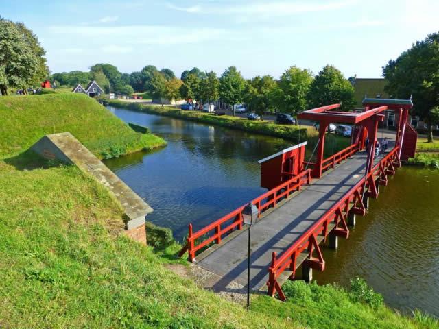 Fort Bourtange - Groningen, The Netherlands