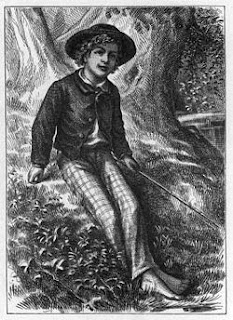 Tom Sawyer (Frontispicio de la primera edición)