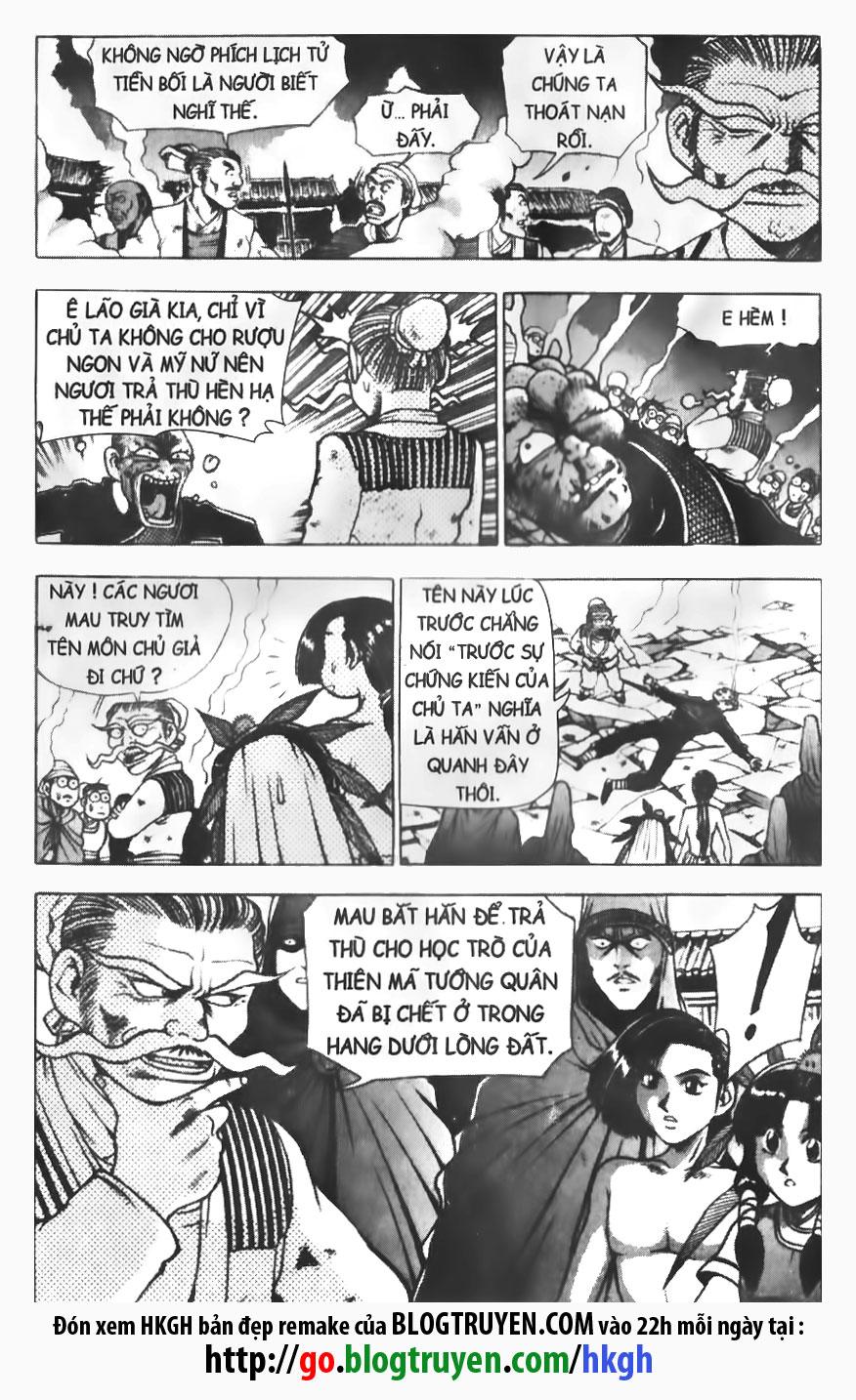 Hiệp Khách Giang Hồ chap 138 page 26 - IZTruyenTranh.com