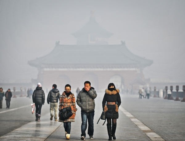 air pollution, Joko Wi, park in Jakarta, prevent air pollution, pollution in Beijing, healthy air, lung cancer, urban forest, green open space, MRT, public transport