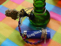 Get a bong leash from BongLeash.com