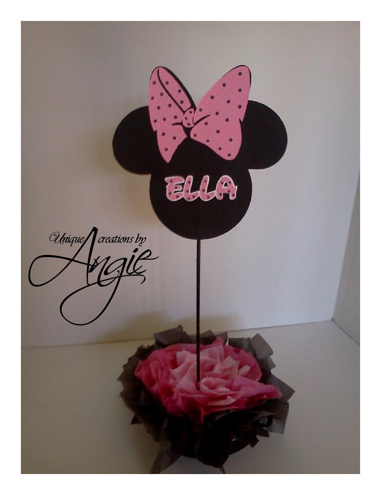 Customized Minnie Mouse Invitations as beautiful invitations example