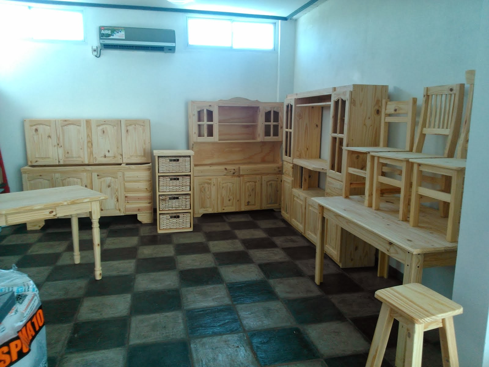 imagenes de muebles de pino - photo#12
