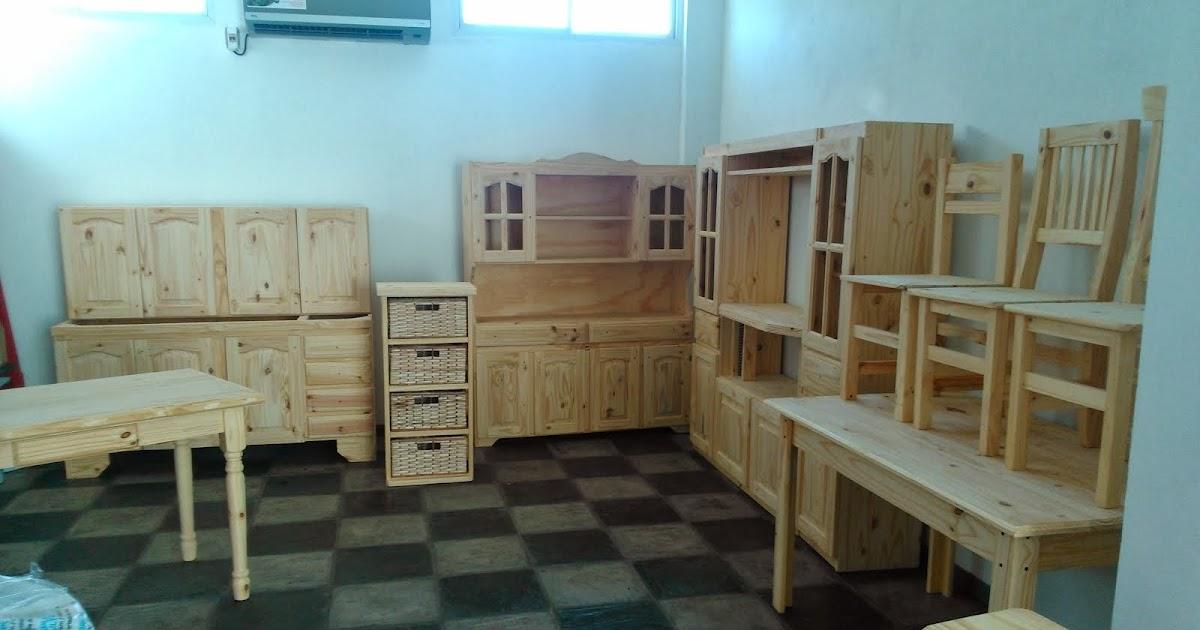 imagenes de muebles de pino
