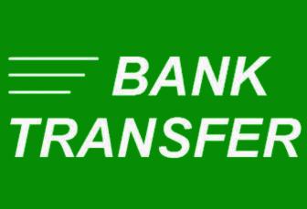 Bank Transfer Screen