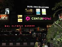 Mal Olympic Garden (MOG) Wisata Belanja Modern di Kota Malang