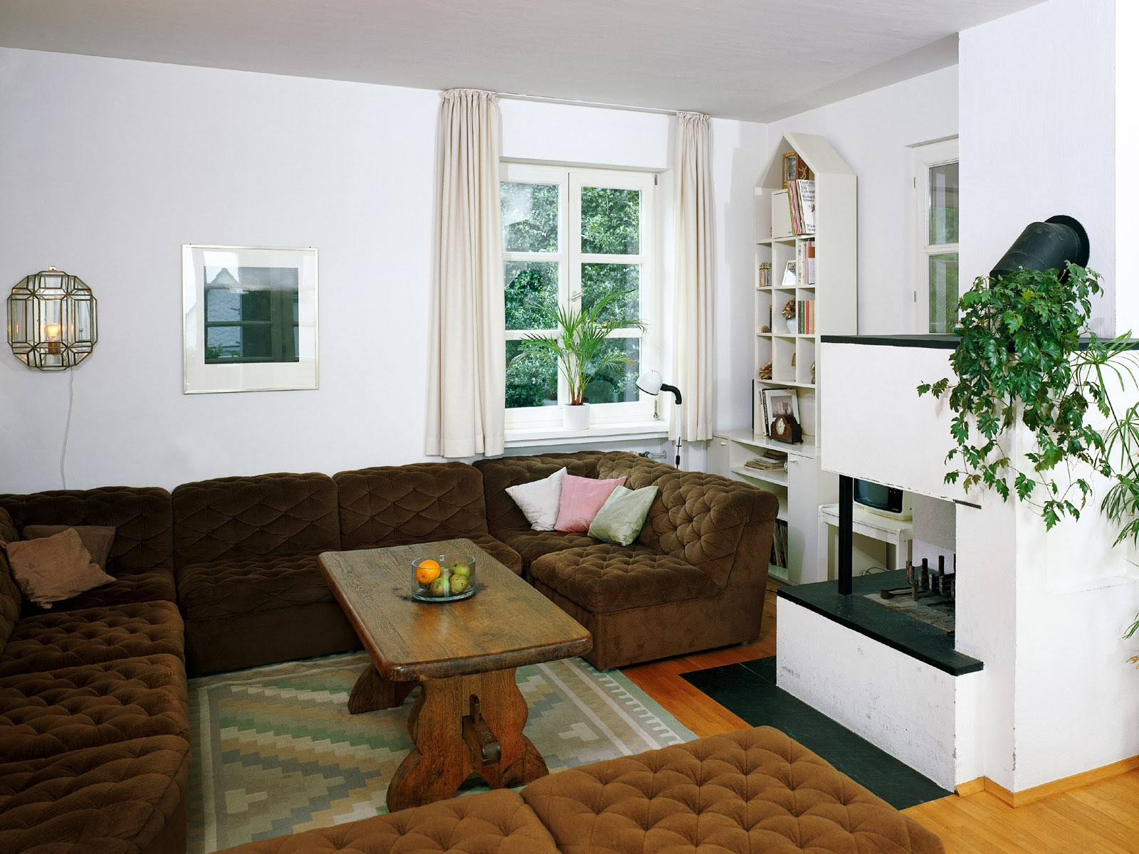 latest living room design simple for 2014 home inspirations