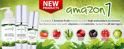 Amazon 7 Natural Skin Shop