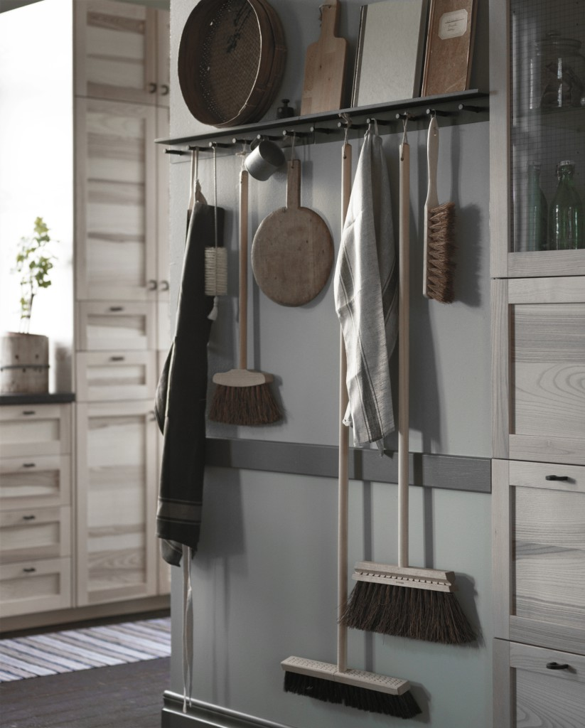 Atelier rue verte le blog ikea du naturel en cuisine bois lin - Ikea cuisine en bois ...