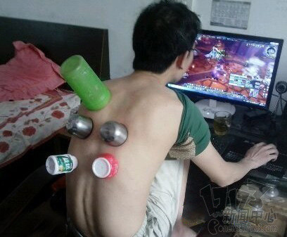 cup therapy gaming
