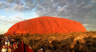 Best Honeymoon Destinations In Australia - Uluru National Park Australia 4