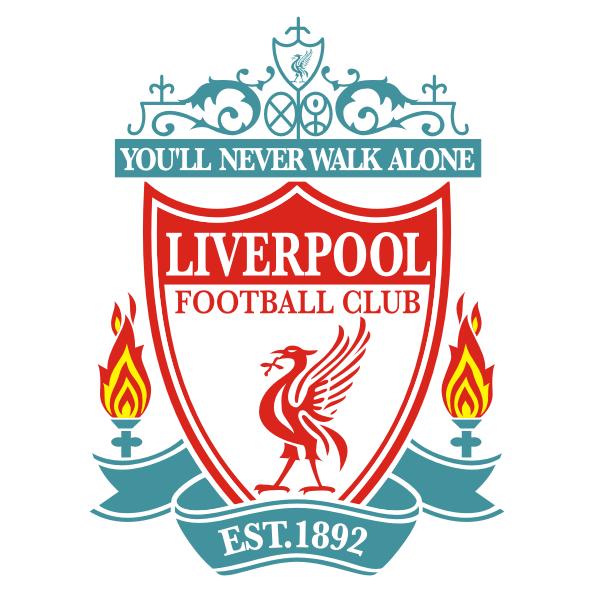 Logo Vector Klub Sepakbola Liverpool