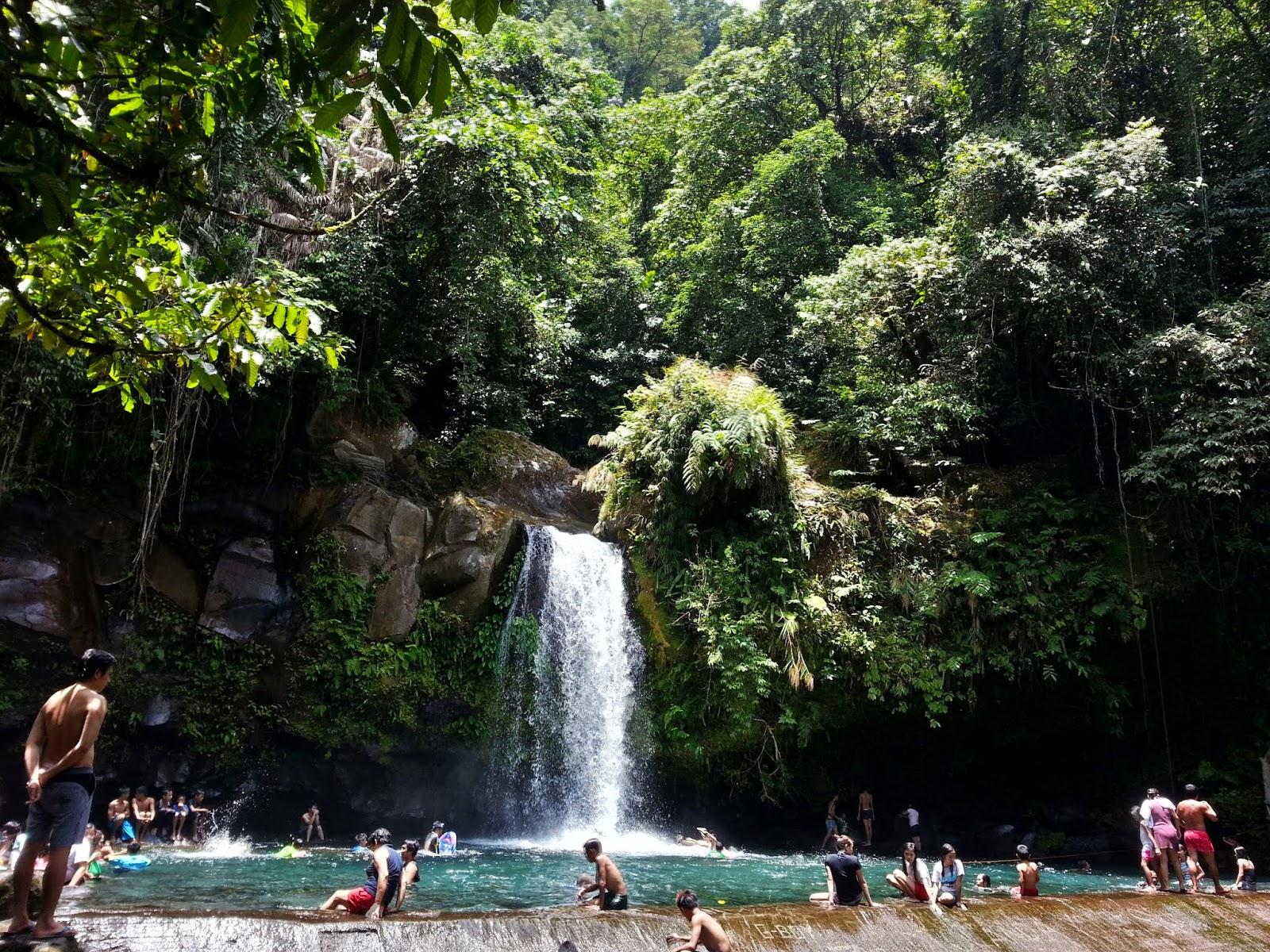 Taytay Falls, Majayjay Laguna