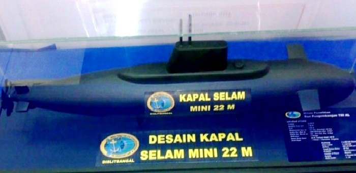 Kapal selam mini 22 meter. PROKIMAL ONLINE Kotabumi Lampung Utara