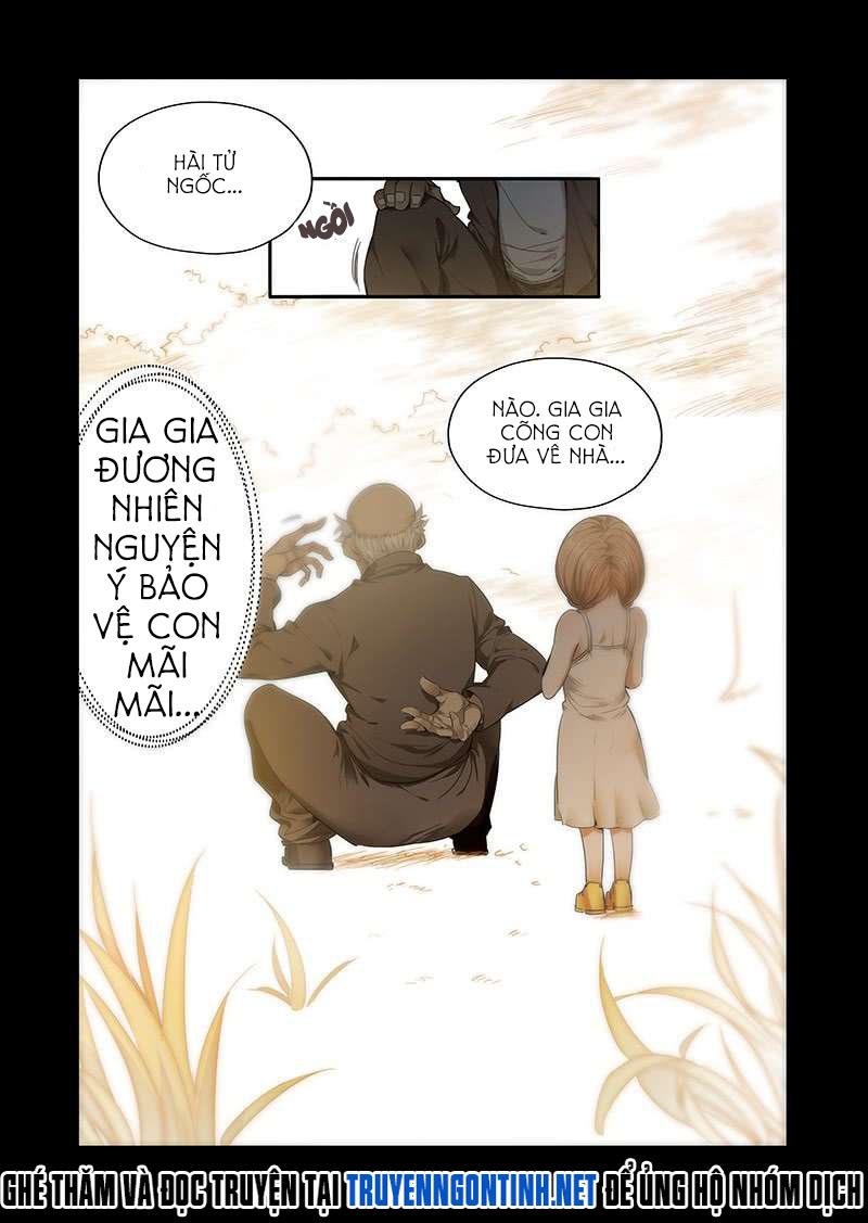 Vĩnh Dạ Tiên Đồ - Chap 5