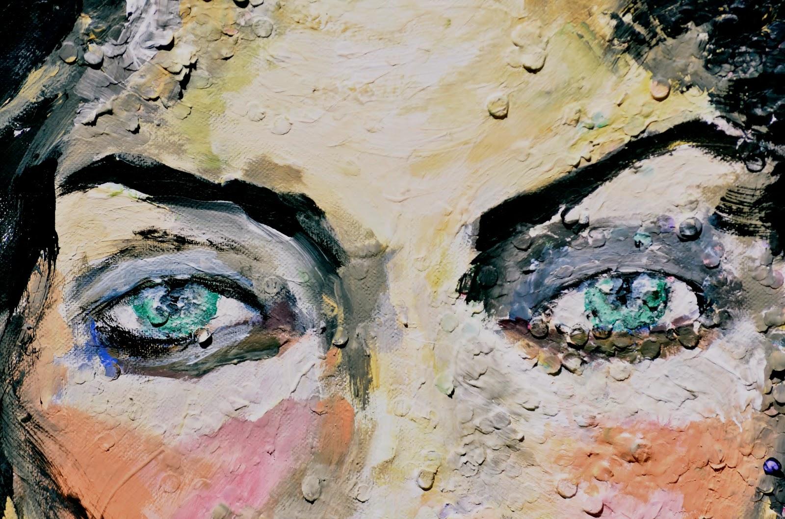 como dibujar rostros femeninos