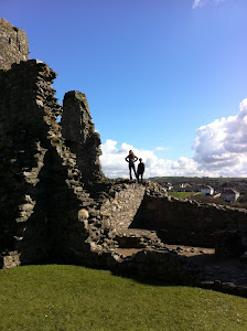 Kidwelly Castle, Wales
