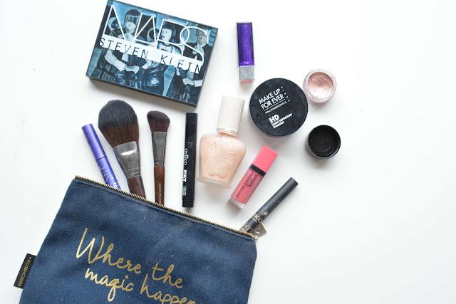 Trousse Makeup pour la Birchbox School
