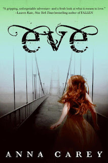 Review of Eve by Anna Carey published by Harper Teen