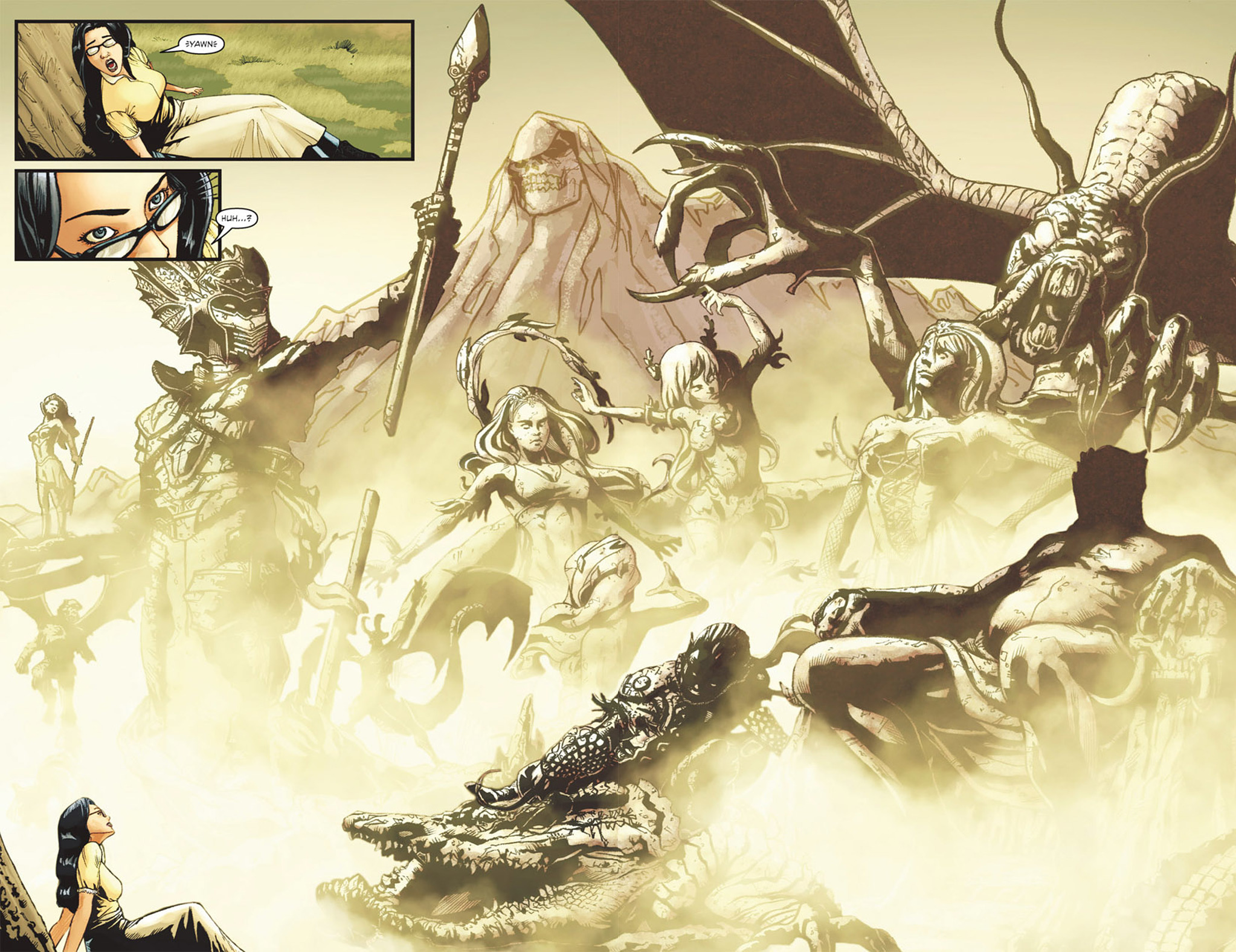 Grimm Fairy Tales (2005) Issue #30 #33 - English 8
